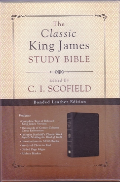 CLASSIC KING JAMES STUDY BIBLE