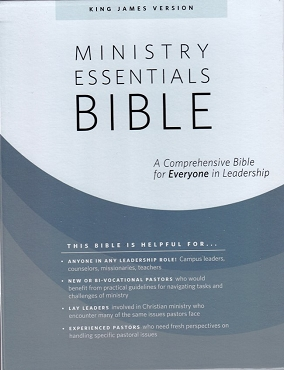MINISTRY ESSENTIALS BIBLE