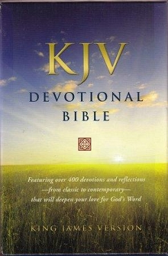 KJV DEVOTIONAL BIBLE