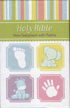 BABY NEW TESTAMENT WITH PSALMS